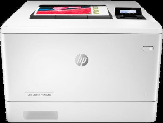 HP M454dn