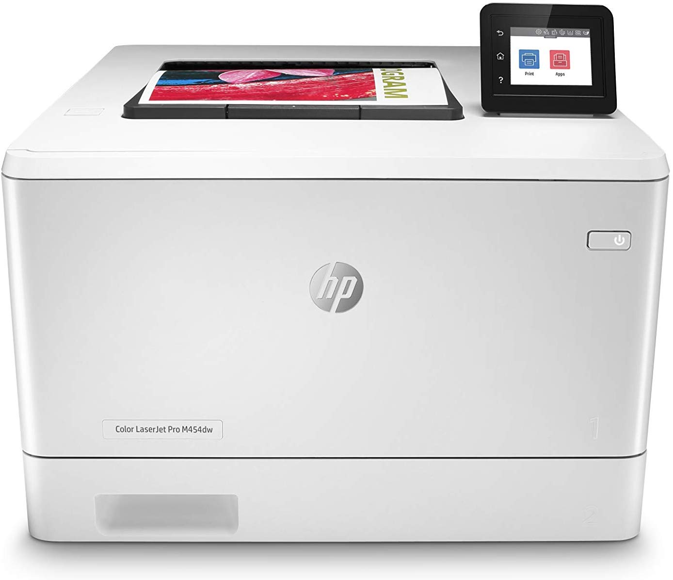 Hewlett Packard Color LaserJet Pro M454dw